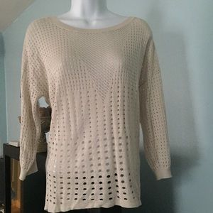 NWT Express 3/4 sleeves sweaters